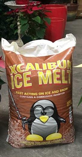 Xcalibur Ice Melt