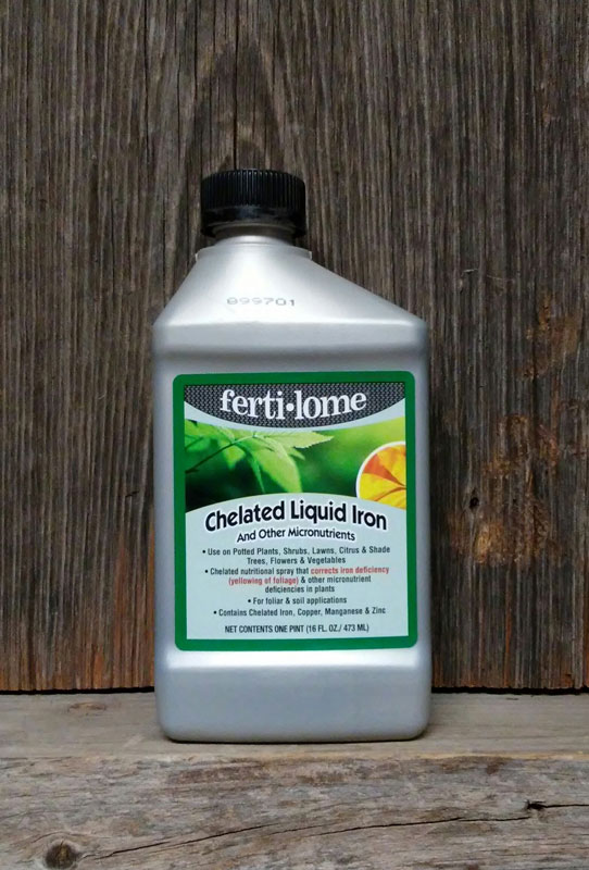 16oz Fertilome Chelated Liquid Iron
