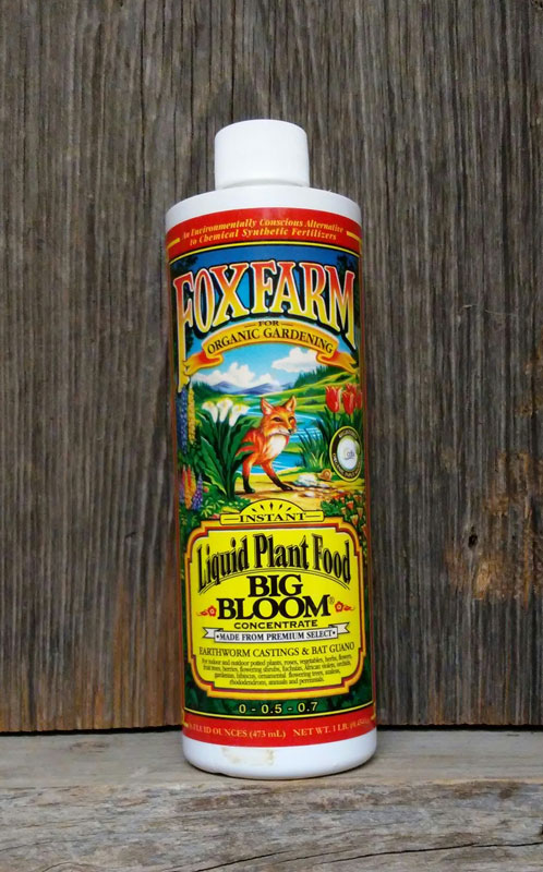 16oz. FoxFarm Big Bloom Liquid Plant Food