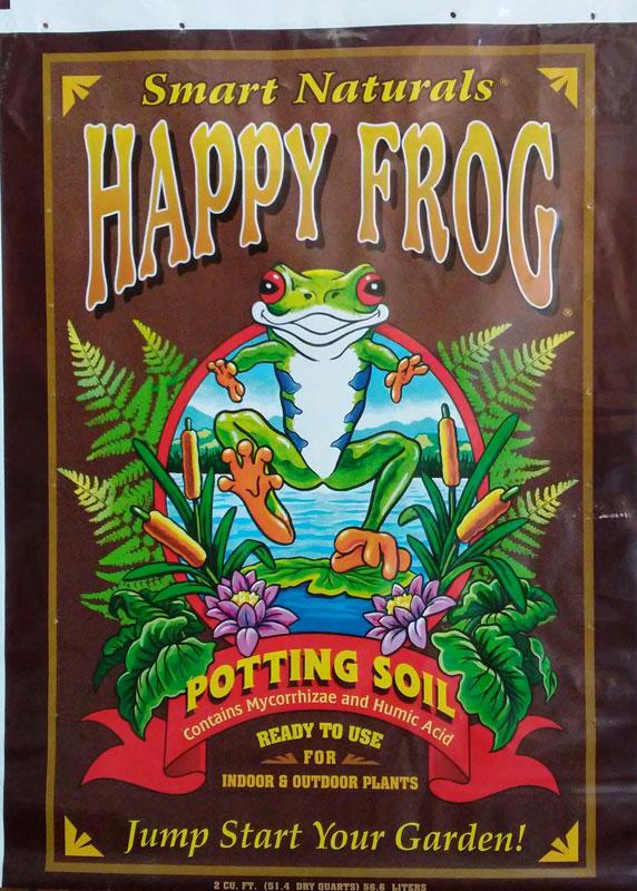 2 cu.ft. FoxFarm Happy Frog Potting Soil