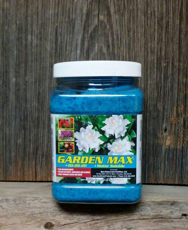2lb. Garden Max