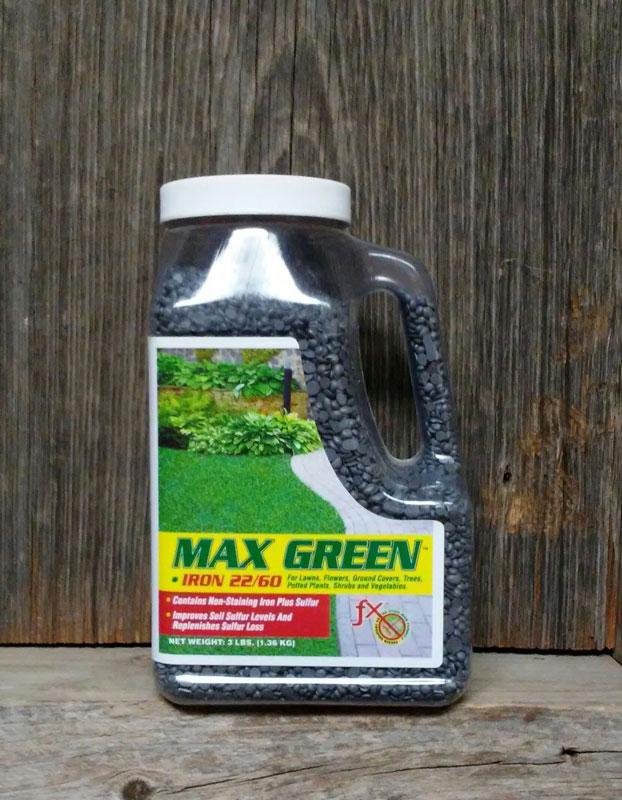 3lb. Max Green