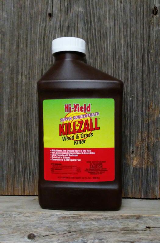 32oz. Hi-Yield Killzall Weed and Grass Killer