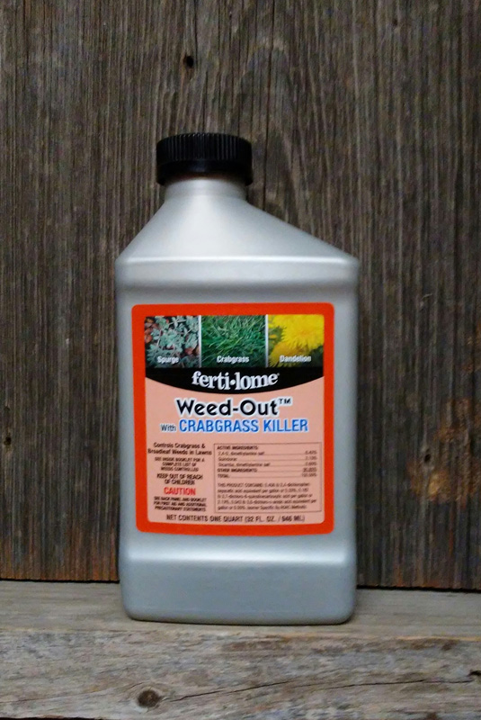 32oz. Weed Out With Crabgrass Killer