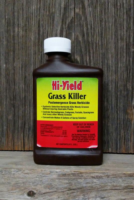 8oz Hi-Yield Grass Killer